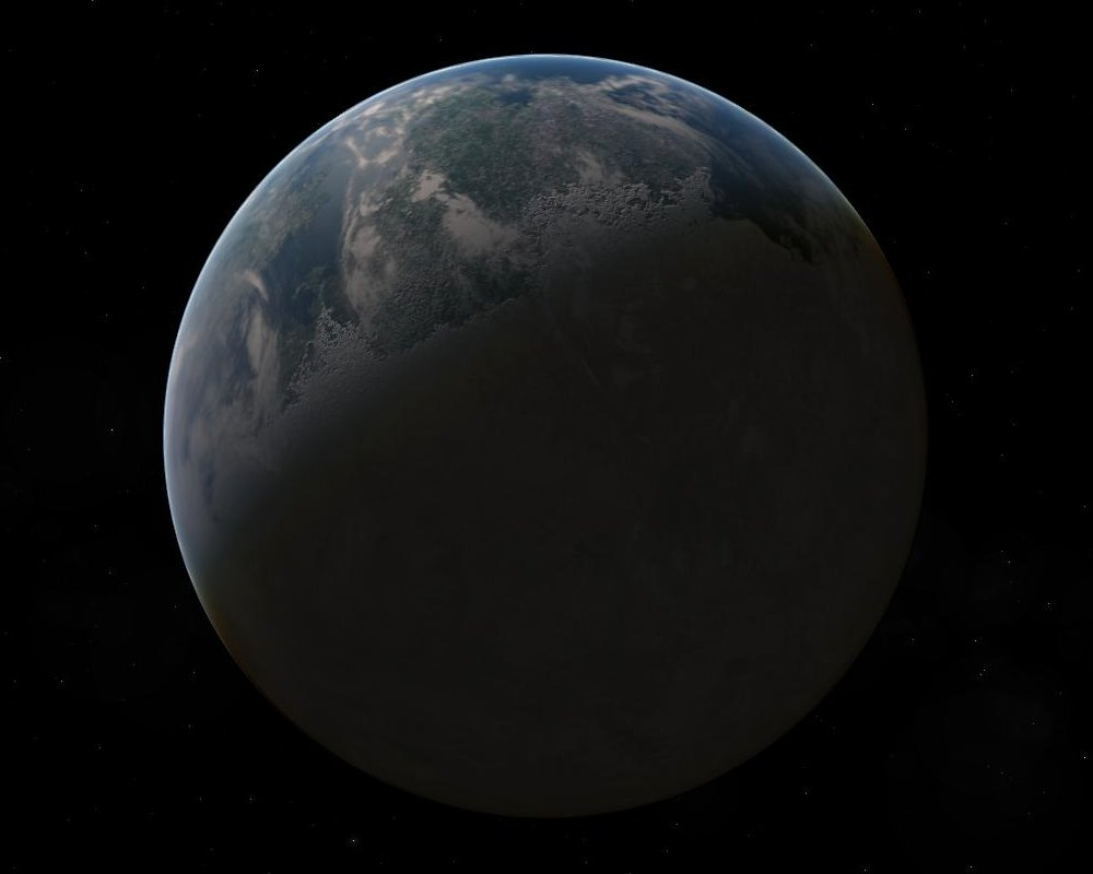 gliese 581 g real - photo #1